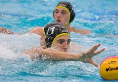 28191616 (roel.ubels) Tags: jong oranje nederland holland duitsland deutschland sport topsport waterpolo 2016 oefenwedstrijd alphen aan de rijn aquarijn