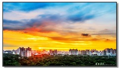 DSC_0964-68_ (lilywu_tw) Tags: sunset pinkclouds