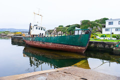 Abandoned (jtat_88) Tags: burtonport donegal ireland nature water mirrorlesscamera sony vacation holiday sea ilce7 summer sonyfe2870mmf3556oss atlanticocean roadtrip fullframe reflection seascape sonya7 landscape boat peaceful scenery harbour ocean