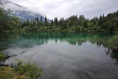 It's Raining Again... (winkler.roger) Tags: landscape lake lakecresta crestasee trin trinmulin surselva grison switzerland