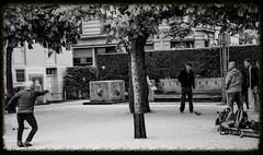 Petanging in the city (-REcallable-Memories-of-ET-) Tags: 2015 eszetams irnysvjc luzern nikon schweiz svjc switzerland d5200 esze tams europe et