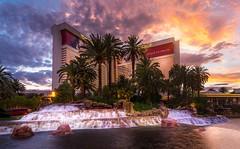 Las Vegas (photoserge.com) Tags: hotel las vegas nevada sunset colors long exposure