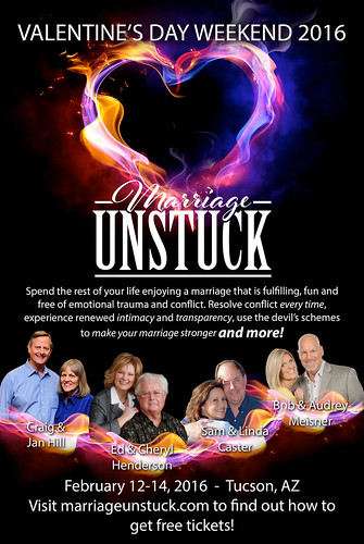 Marriage Unstuck Conference