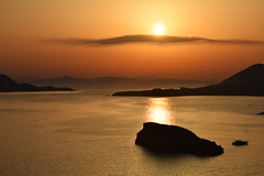 Romantic Sunset Cruise on Yacht (Kotsikonas Elias) Tags: cruise sunset yacht athens greece