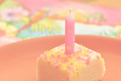 Sweet Spot Squared (Carrie McGann) Tags: truffle strawberrylemonade chocolate chocolatearchitect bitesize 157 happybirthdaytome sweetspotsquared macromondays 091916 nikon interesting