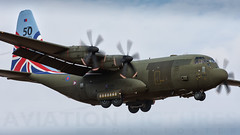 Lockheed C-130J Hercules ZH883 (Aviation-Pictures.co.uk) Tags: transport tanker heavy lift aircraft aviation pictures dan foster