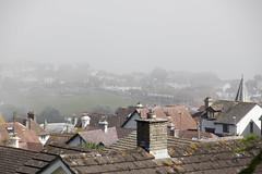 20160830 (george333123g) Tags: fog town lymeregis