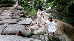 Kogi in Pueblito - Tayrona (André Schönherr) Tags: 40d visionhunter kogi pueblito tayrona colombia travel nature indigenous indigen rainforest