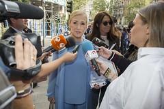 Comit Ejecutivo Nacional (cristina cifuentes) Tags: partido popular mariano rajoy alberto nuez feijo alfonsoalonso elecciones eleccionesautonmicas galicia pas vasco comit ejecutivo nacional