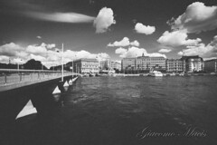 (G i a c o m o - M a c i s) Tags: city cityscape stockholm bridge center sea travel