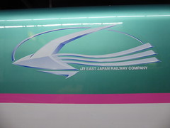 Hayabusa (seikinsou) Tags: japan spring kanazawa nikko jr train railway hayabusa shinkansen omiya platform station