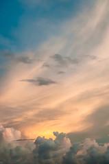Sky (dwarfland) Tags: ifttt 500px sky clouds curaao blue sunset