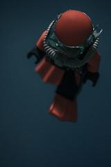 one scuba diver (jooka5000) Tags: sea scuba diver lego underthesea ocean diving toy artistic toyphotography legography minimalistic atmosphere