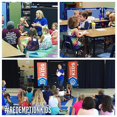A little glimpse into our kindergarten, 2-year olds, and older elementary classrooms this week I RedemptionKIDS! We are thankful for all the volunteers who stepped up so we could open new classrooms this year for expanding kids ministry. #RedemptionKIDS # (rcokc) Tags: a little glimpse our kindergarten 2year olds older elementary classrooms this week i redemptionkids we thankful for all volunteers who stepped up could open new year expanding kids ministry churchplanting edmond