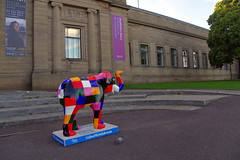 22.9.16 Elephants in Sheffield 119 (donald judge) Tags: sheffield herd of elephants chldrens hospital charity