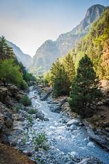 DSC_1336 (Dan Kistler) Tags: samaria gorge hiking rocks sea adventure principia college travel greece