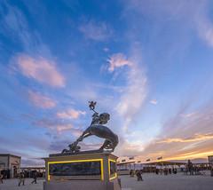 Burning Man 2016 (foxgrrl) Tags: bm16 bm2016 brc blackrockcity burningman burningman2016 latin art burning centaur cherub clouds davinci festival pavilion playa sculpture statue sunset nevada unitedstates exif:aperture=80 exif:make=nikoncorporation geo:city=blackrockcity geo:state=nevada exif:lens=140240mmf28 exif:model=nikond810 geo:lat=40786217 geo:country=unitedstates exif:focallength=14mm geolocation geo:lon=11920639 exif:isospeed=720 camera:model=nikond810 camera:make=nikoncorporation