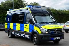 DG16 JUV (S11 AUN) Tags: cheshire police mercedes sprinter psu support unit pov public order vehicle carrier 999 emergency response driver training drivingschool dg16juv