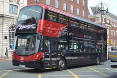 Harrogate Bus Company 3616 BL65YYO (Will Swain) Tags: leeds 14th september 2016 bus buses transport travel uk britain vehicle vehicles county country england english yorkshire north east transdev group harrogate company 3616 bl65yyo