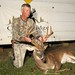 "Joe Rinehart 11pt. 205# 135""gs  51/2 yrs."