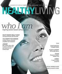 cover :: healthy living :: 0812 (jamie ezra mark) Tags: living body cover ezra covermagazine designmagazine designissuepublicationmagazinejamie markjamie markhealthy