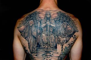 James Danger Harvey, Black and grey tattoowork, skin gallery Tattoo 5739 Auburn blvd sacramento ca 95841, (2)