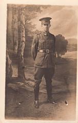 Dick Nixon, 1st World War (c.1916) by pellethepoet, on Flickr