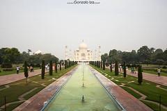 Simetrias del Taj Mahal