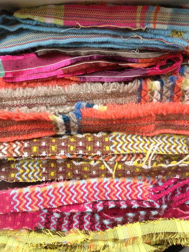 Wallace Sewell woven strips