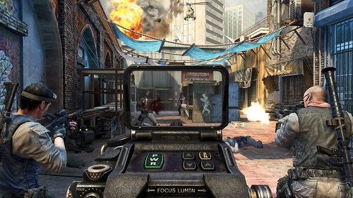 Call of Duty Black Ops II Video Review PC PS3 Wii U Xbox 360 . Call of Duty Black Ops II is a First-Person Shooter (FPS) that revolves around unique gamepaly that propels the Call of Duty franchise into a world of future warfare, and back again to the mod