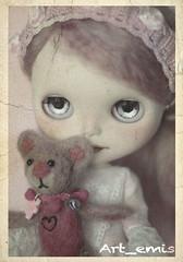"""Pink Bear"" Girl"