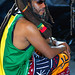 David Hinds with Steel Pulse at Bonnaroo 2006