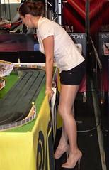 EICMA 2012 Model (118) (Pier Romano) Tags: sexy girl model women legs milano babe salone moto donne 2012 gambe ciclo rho ragazze modelle eicma