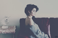 Marisel (Lexie Alley) Tags: california old light ohio portrait film beautiful fashion statue comfortable canon vintage table photography hope 50mm lights la losangeles sweater model pretty alone photographer cincinnati gorgeous profile fame grow naturallight move retro livingroom couch indoors sing future 7d singer unicorn comfy 14usm lexiealley