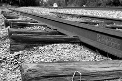 Railroad Track and Ties