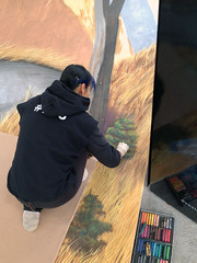 ATS 3D Experience - Chicago (Tracy Lee Stum) Tags: usa streetart cadillac illusion 4d chalkart streetpainting augmentedreality tracyleestum chalkdrawings chalkartist 3dstreetart anamorphicart 3dstreetpainting 3dchalkdrawings 3dchalkart 3dchalkartist ats3dexperience