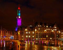 Bradford by night