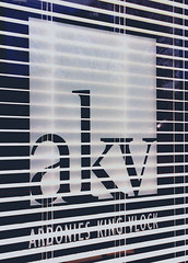 Corporate Identity Window Signage