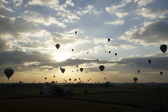2012  (ddsnet) Tags: travel sunset sky cloud sun japan sunrise sony 99   nippon    nihon slt  kyushu backpackers          sagaken  sagainternationalballoonfiesta    mygearandme singlelenstranslucent  99v sltsinglelenstranslucent