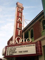 The Rialto Theater- Tucson AZ (2) (kevystew) Tags: arizona theater theatre tucson rialtotheatre theaters movietheater nationalregister nationalregisterofhistoricplaces pimacounty