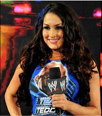 WrestleMania Nikki Bella (SexyOVW) Tags: team twins raw nikki teddy bella diva wwe 2012 smackdown wrestlemania the