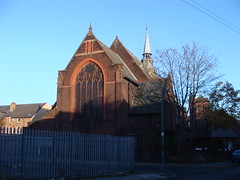 St Bede's Church, Hartington Road, Liverpool 8. (philipgmayer) Tags: stbede church hartingtonroad toxteth liverpool unlisted 1000