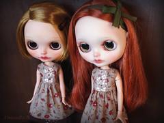 Gigi and Maud