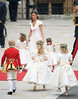 Maid of Honour Pippa Middleton The Wedding of Prince William and Catherine Middleton