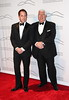 Dennis Basso and Michael Cominotto The Silver Hill 2012 Gala New York City