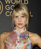 2013 Golden Globe Awards - Lucy Punch