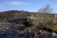 Bridge at Tordarroch (duncan_ireland) Tags: bridge winter scotland frost inverness farr strathnairn inverarnie tordarroch
