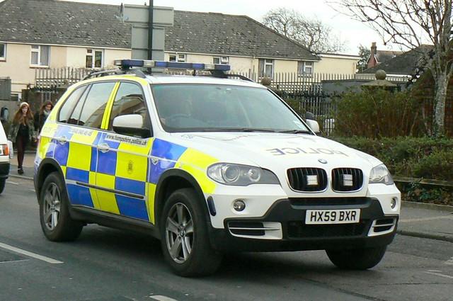 police bmw x5 hampshirepolice hx59bxr