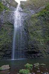 Hanakapiai Falls (DY Pics) Tags: hawaii waterfall kauai hanakapiaifalls nikond300