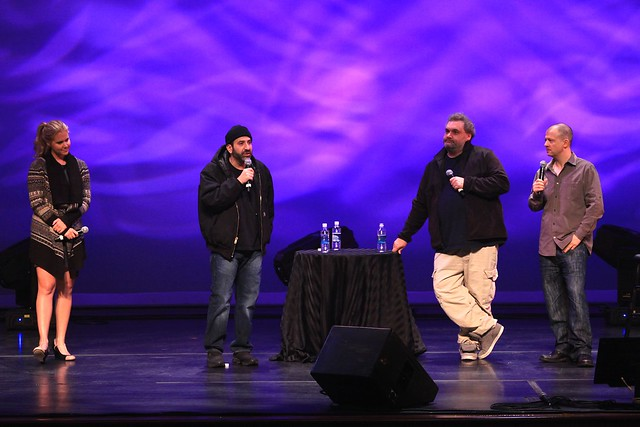 Anti-Social Comedy Tour performs at Mystic Lake Casino November 3, 2012